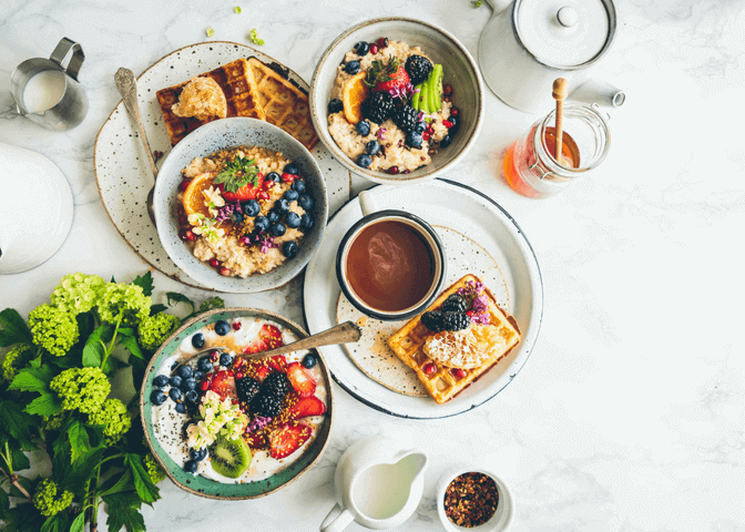 5 Best Brunches